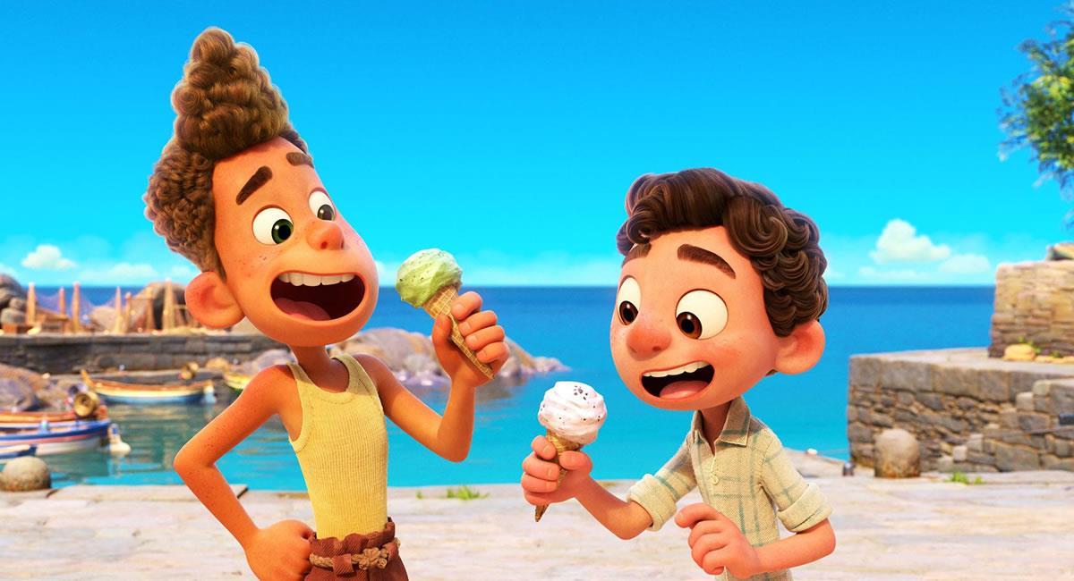 """Disney estrenará la próxima película de Pixar, 'Luca', directamente por """"streaming"""". Foto: EFE"""