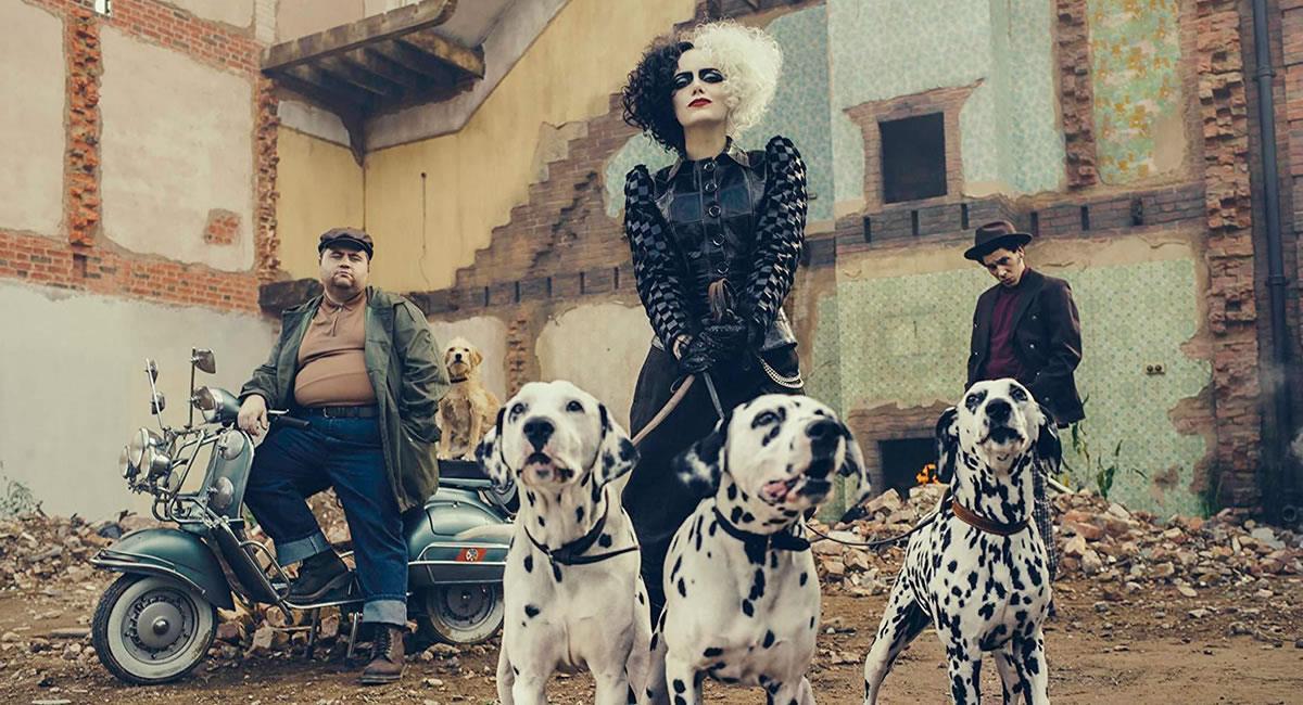 """La banda indie rock Florence + The Machine interpretará """"Call me Cruella"""". Foto: Filmaffinity"""