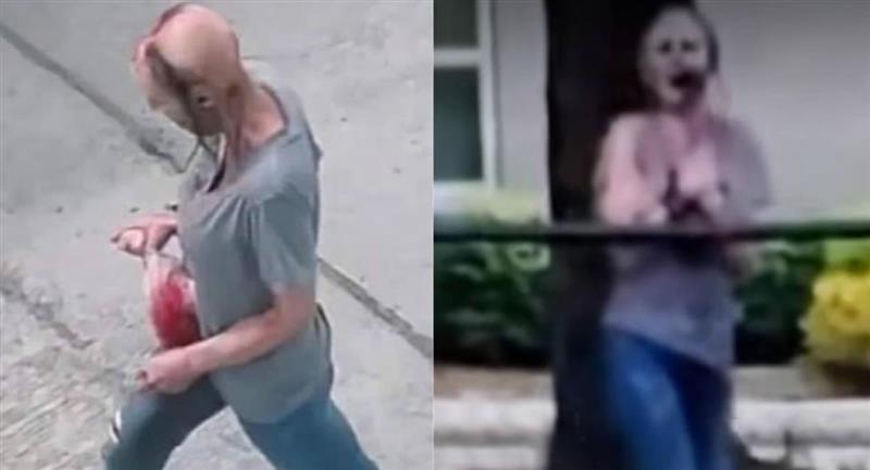 Viralizan el caso de una mujer 'zombie' de Seattle que causa conmoción