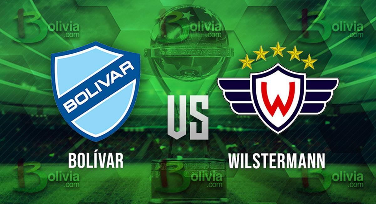 Partido Bolívar vs Wilstermann. Foto: Interlatin