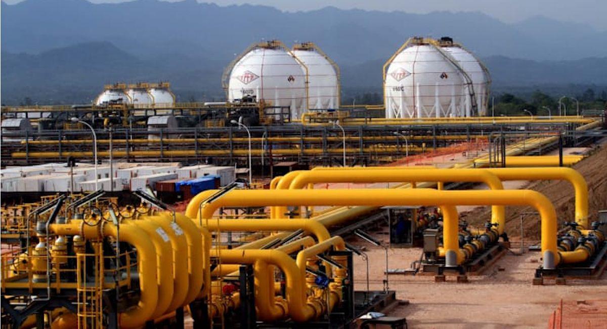 Bolivia ve una oportunidad en la venta de acciones de Petrobras. Foto: ABI
