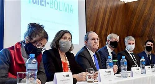 Bolivia y grupo de CIDH definen una prórroga en investigación de la crisis de 2019