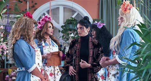 Netflix estrenará película de 'La casa de las flores'