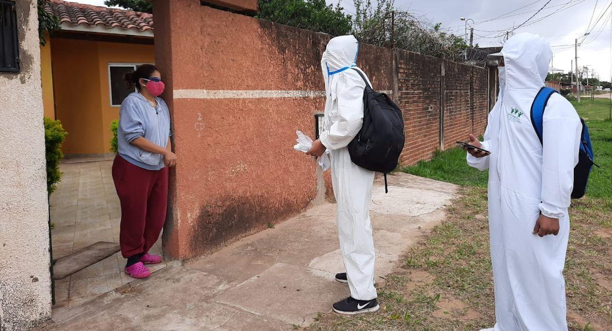 Santa Cruz y Oruro establecieron nuevas restricciones de circulación. Foto: ABI