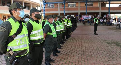 Gobierno ordena a la Policía no acatar multas ni detenciones en cuarentenas regionales