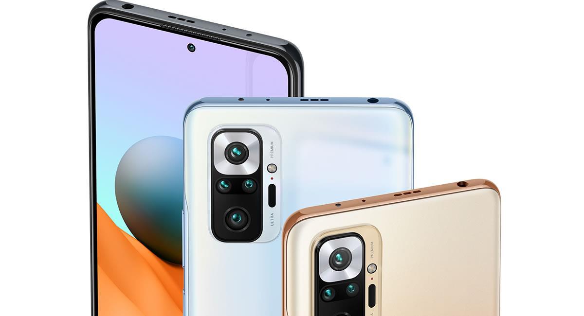Otras novedades de este teléfono son los modos de clones tanto en fotos como en vídeos. Foto: Cortesía Xiaomi