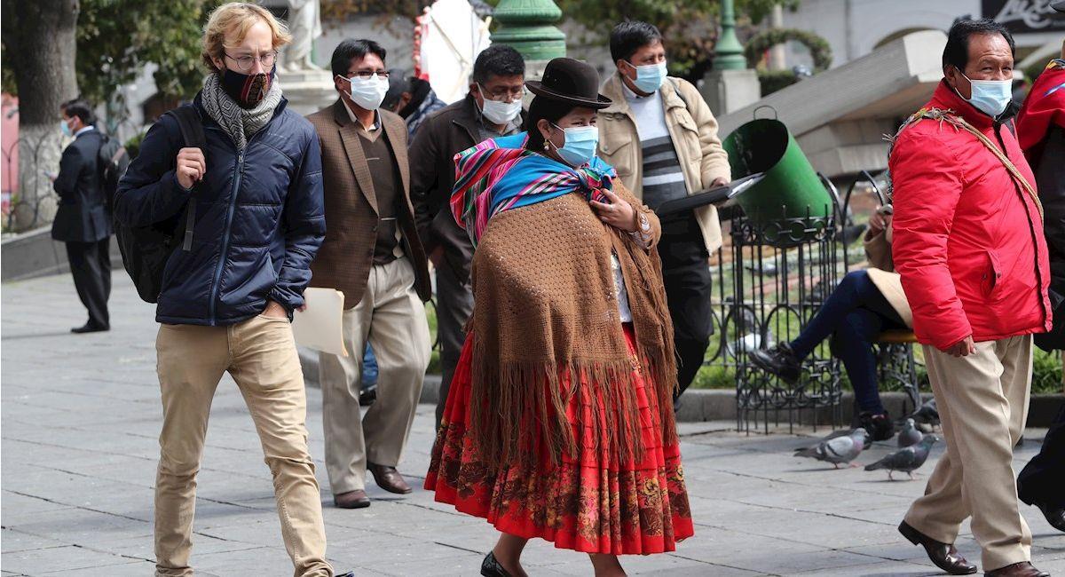 El racismo, una cuestión pendiente en Bolivia. Foto: EFE
