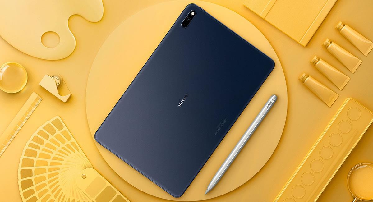 El dispositivo cuenta nuevas funciones multimedia que la hacen ideal para un amplio rango de tareas. Foto: Cortesía Huawei