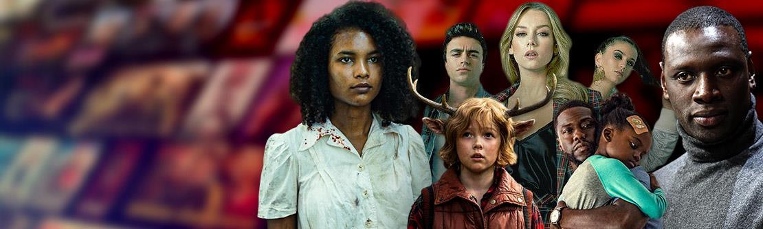 Sorprendentes estrenos de Netflix para junio de 2021