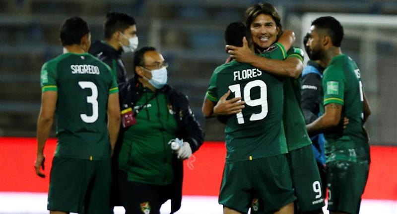 Bolivia en pie: así quedó la tabla de las Eliminatorias Qatar 2022