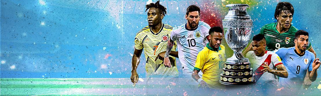 Vive lo mejor de la Copa América, AQUÍ