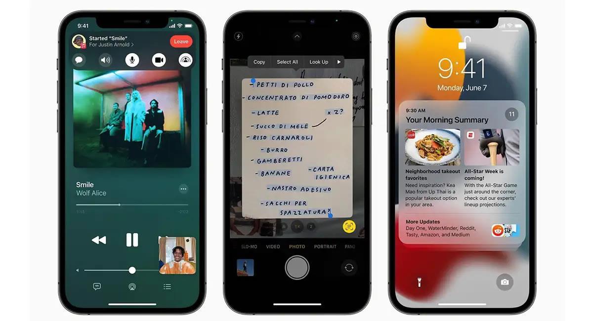 Los usuarios podrán conectarse a través de FaceTime, sin necesidad de tener iOS. Foto: EFE