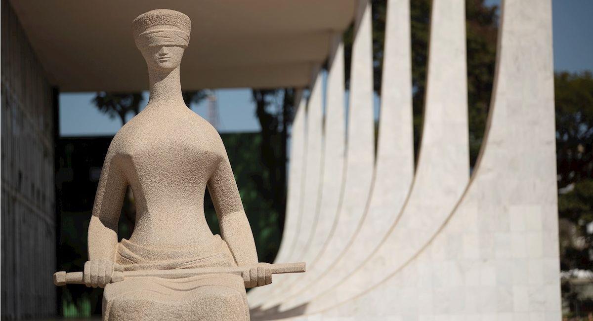 La Corte Suprema de Brasil. Foto: EFE