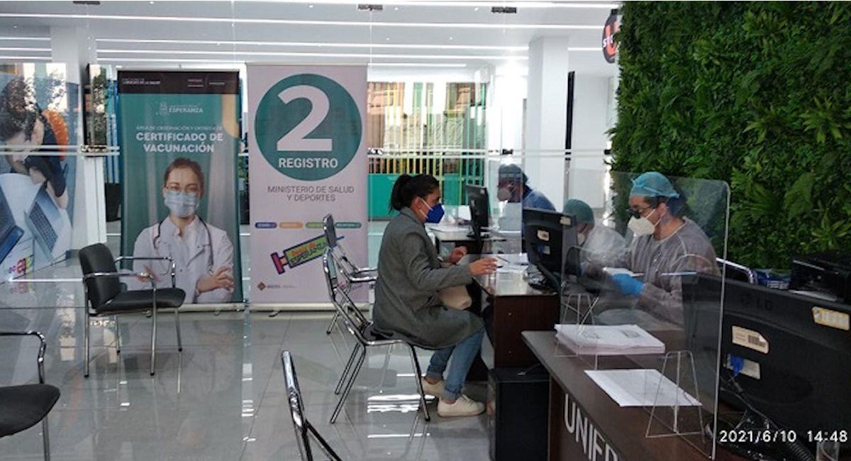Instalaciones de la Unifranz. Foto: ABI