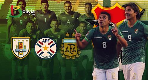 Fixure y convocados de Bolivia para la Copa América 2021