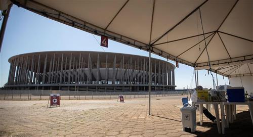 Brasil 2021 Copa América discordia