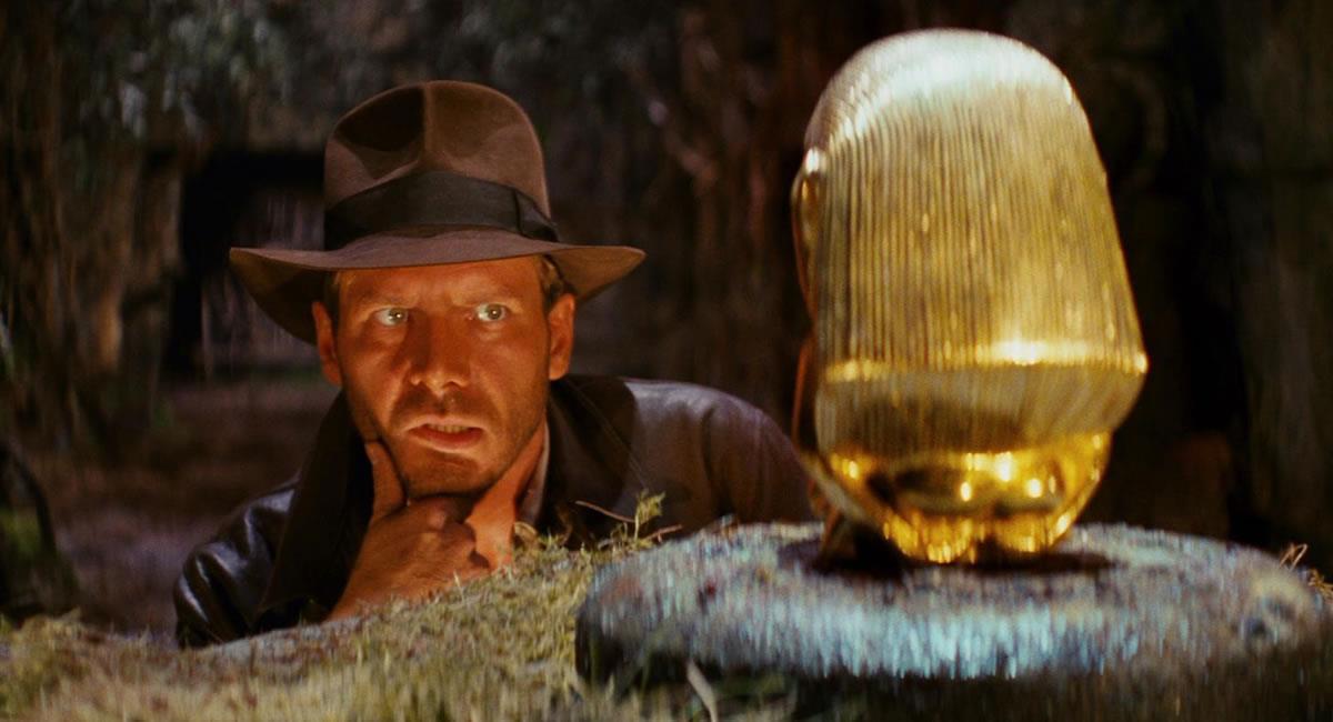 La quinta cinta de 'Indiana Jones' se estrenará en julio de 2022. Foto: Filmaffinity