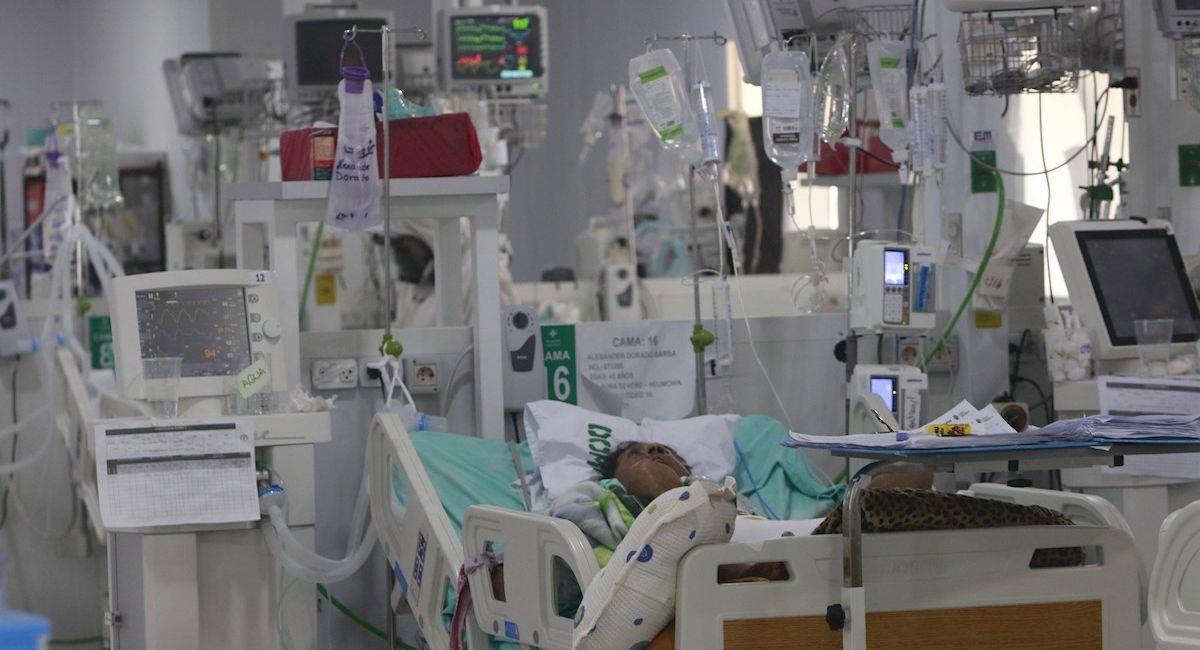 Bolivia registró ayer miércoles 2.863 nuevos contagios por COVID-19. Foto: EFE