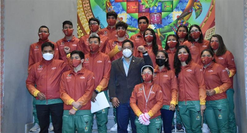 "Gobierna lanza programa ""Tunkas 2021"" para deportistas"