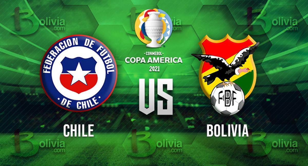 Previa partido Chile vs Bolivia. Foto: Interlatin