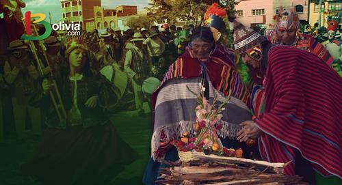 Año nuevo Aymara - Origen del año nuevo andino
