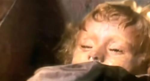 Rosalía Lombardo, la niña momificada que abre y cierra los ojos