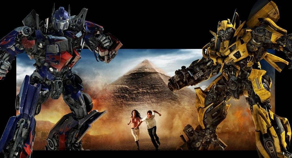 Además de Perú, 'Transformers: Rise of the Beasts' estará también ambientada en Nueva York. Foto: Filmaffinity