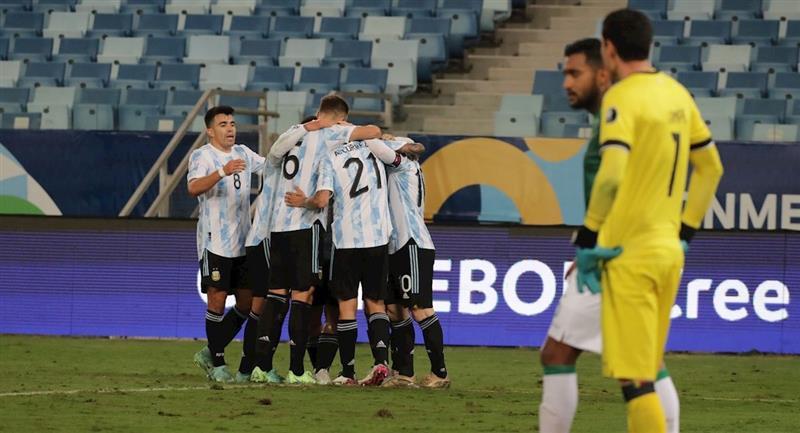 Copa América: Bolivia cierra tercera participación sin puntos
