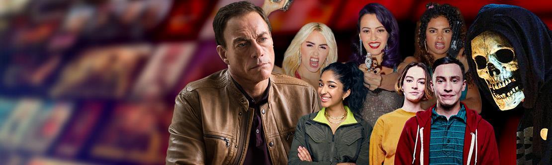 Sorprendentes estrenos de Netflix para Julio de 2021