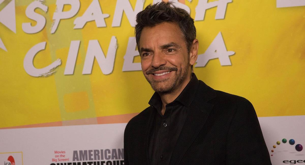 El actor mexicano será el protagonista y productor de la nueva película de Netflix, 'Lotería'. Foto: EFE