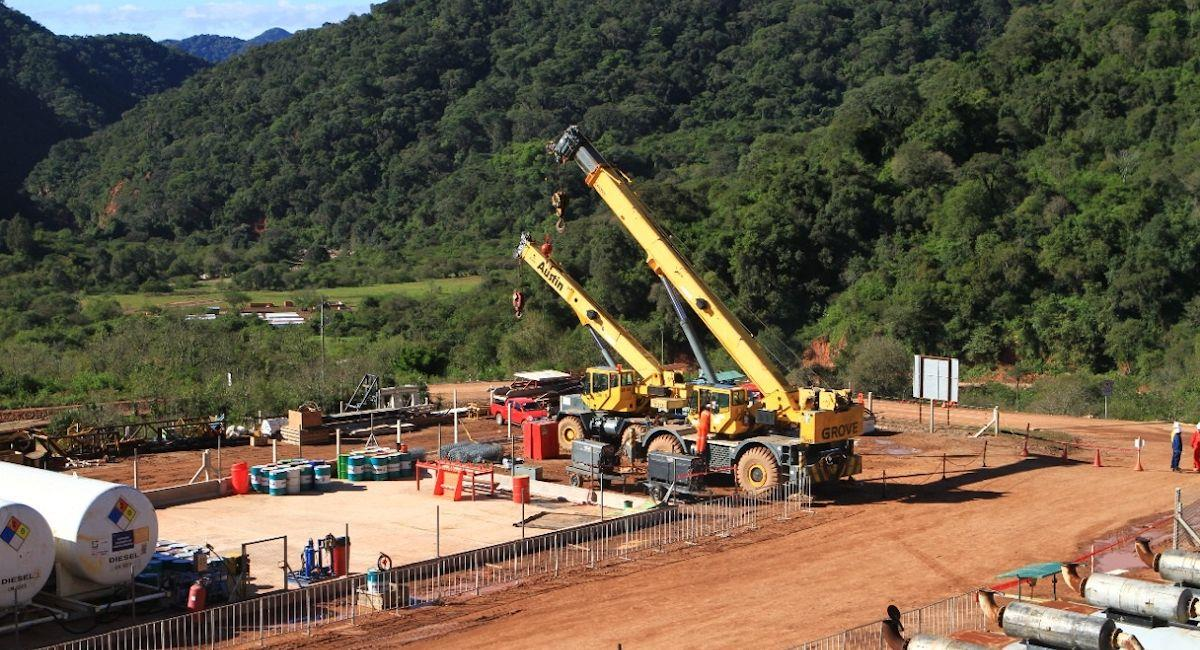 Bolivia alista plan de reactivación para captar inversiones hidrocarburos. Foto: ABI