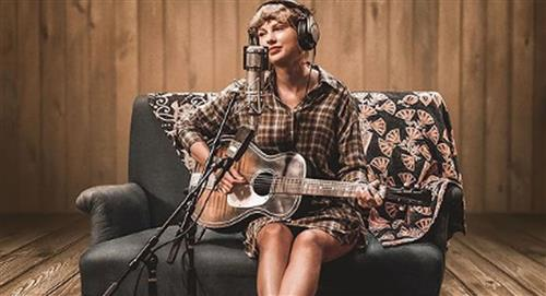 Taylor Swift, la artista que más dinero generó en 2020