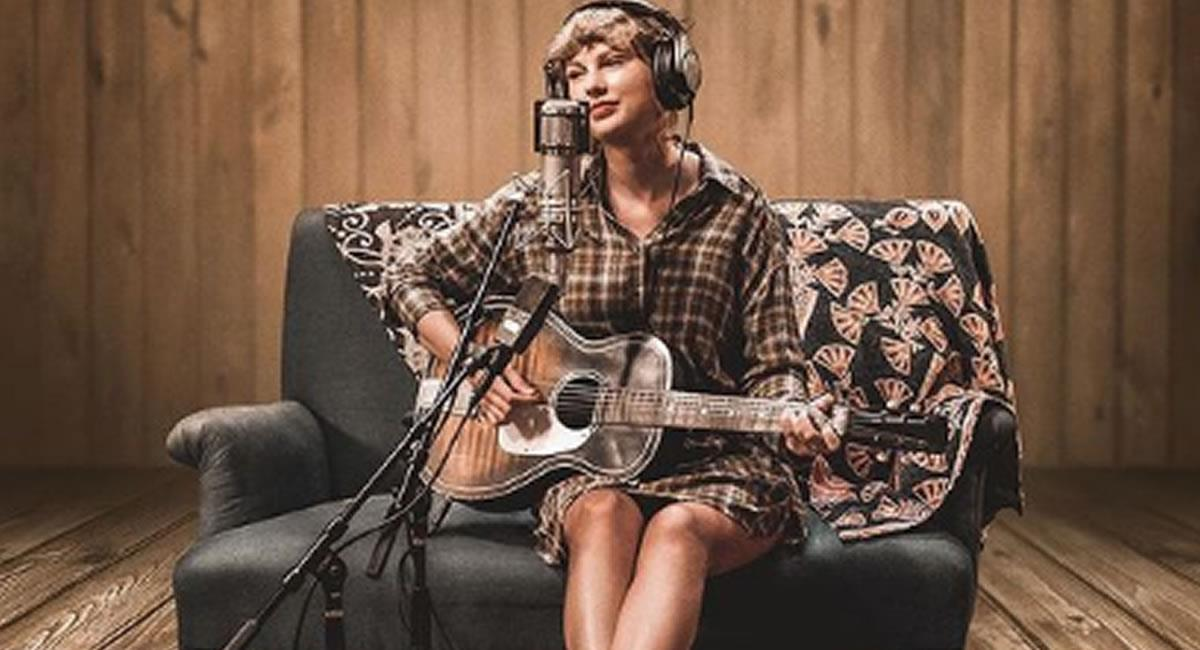 Swift generó 10,6 millones de dólares y a las ventas en formato físico de los dos discos que publicó el pasado año. Foto: Instagram @taylorswift