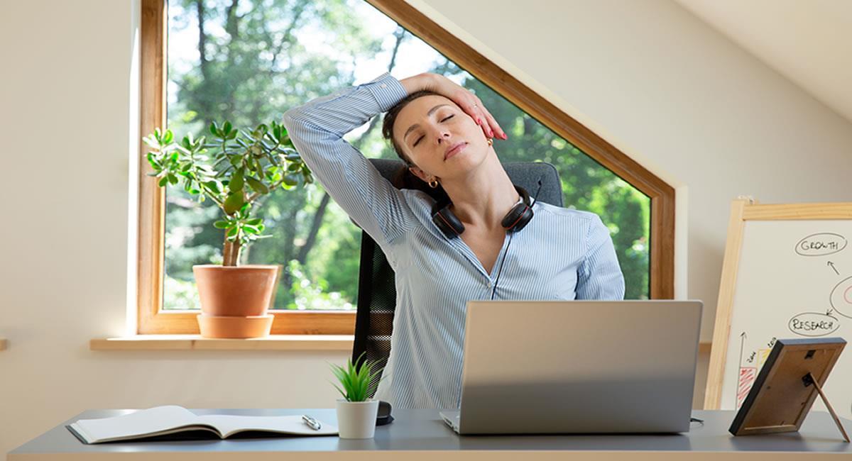 Salud en el trabajo. Foto: Shutterstock