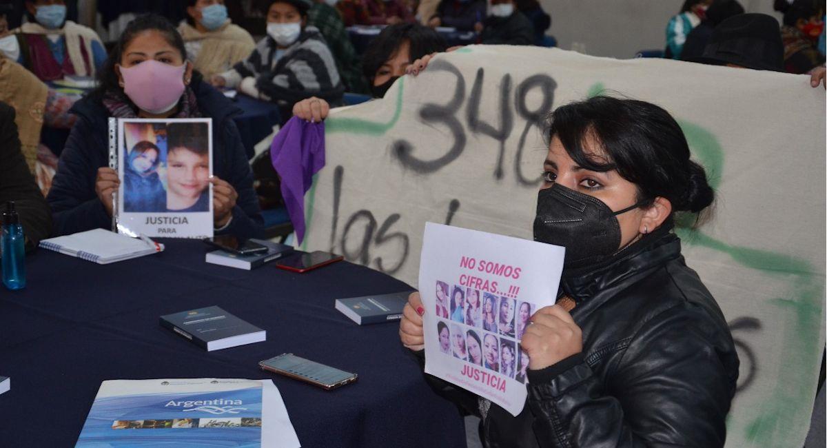 Bolivia suma 67 feminicidios este año. Foto: ABI