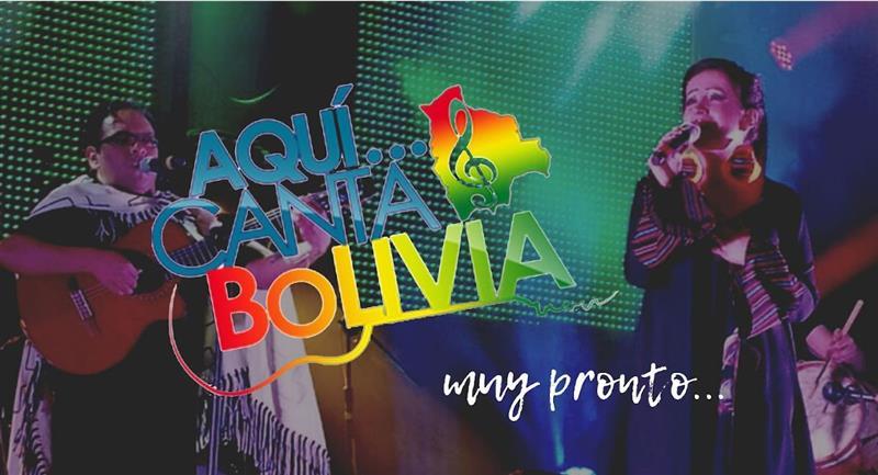 """Lanza Festival Nacional """"Aquí Canta Bolivia"""""""