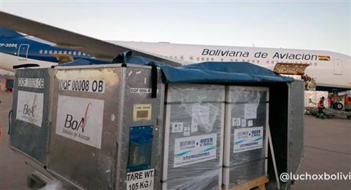 Bolivia continua avanzando en su plan de inmunización masiva contra el Covid-19