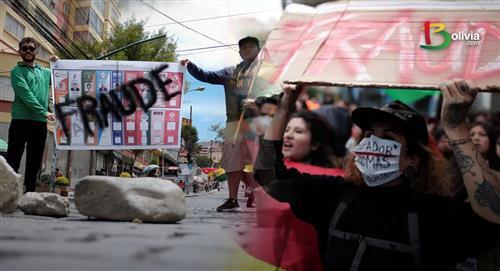 """¿Por qué la Fiscalía de Bolivia desestimó el caso de """"Fraude Electoral""""?"""