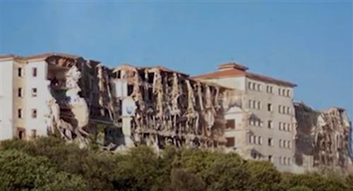 """Conoce la leyenda del Sanatorio de la Atalaya, un sitio demolido para """"acabar con el mal"""""""