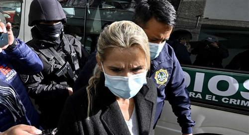 Justicia amplía por 6 meses la detención de Jeanine Áñez