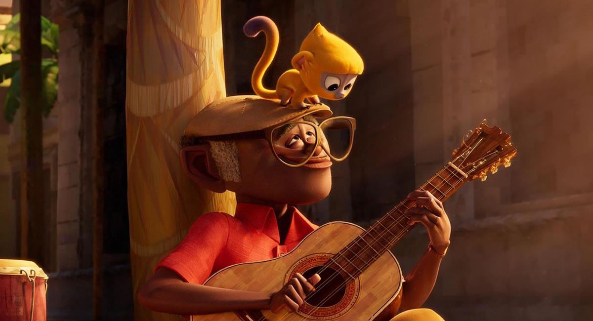 El musical animado de Netflix y Sony Pictures Animation rinde tributo a la exuberancia y riqueza de los ritmos latinos. Foto: EFE