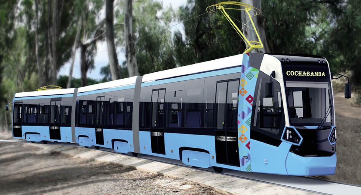 Empresa Molinari terminará al 100% Tren Metropolitano. Foto: ABI