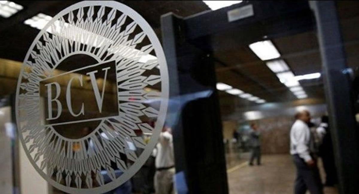 El Banco Central de Venezuela (BCV) realizó este anuncio. Foto: ABI