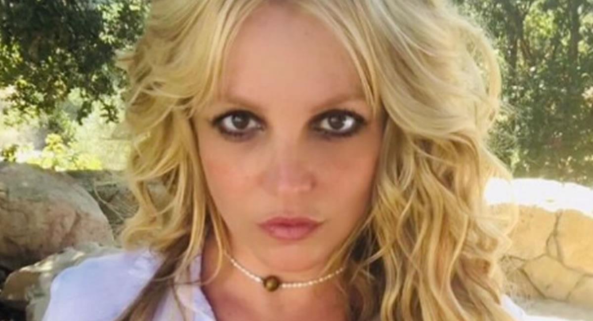 """Este sería el mejor remedio """"más efectivo"""" para solucionar los problemas de Britney. Foto: Instagram @britneyspears"""