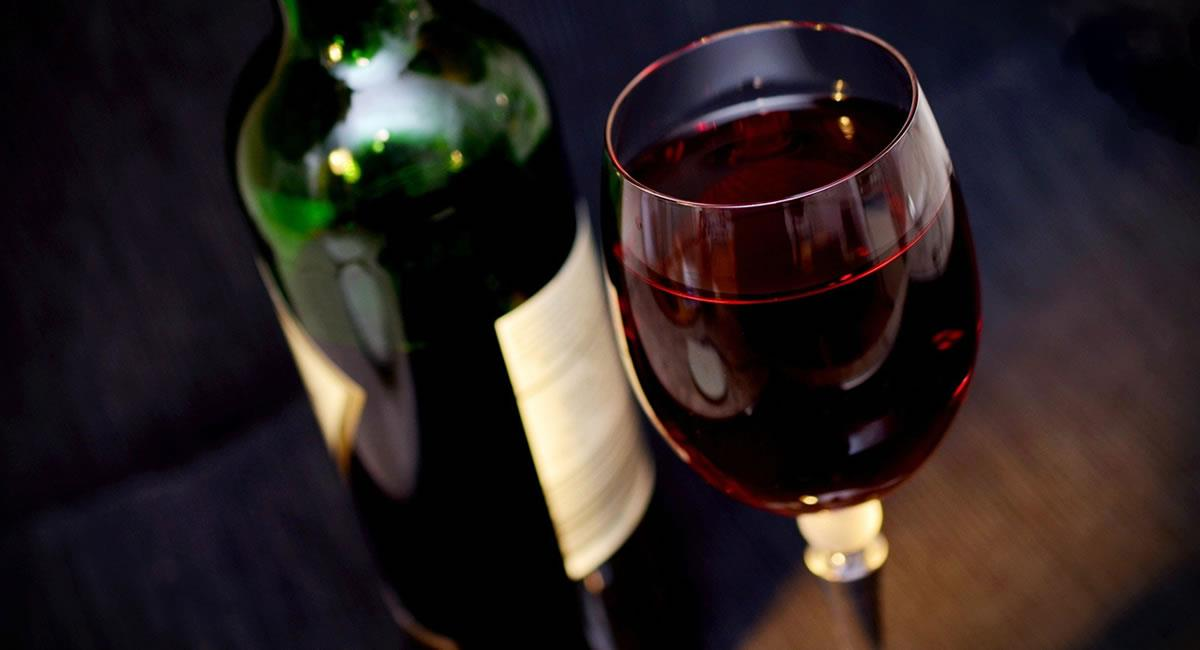 ¡Descubramos juntos el beneficio de una copa de vino durante la noche!. Foto: Pixabay