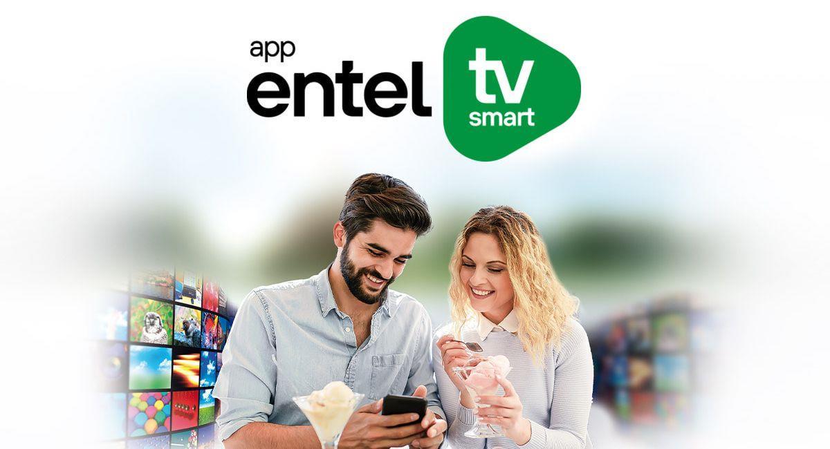 """Entel lanzó su aplicación """"Entel TV Smart"""". Foto: ABI"""