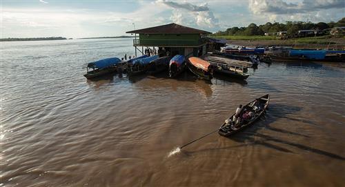 """Brasil, la principal reserva hídrica del mundo, """"se está secando"""""""