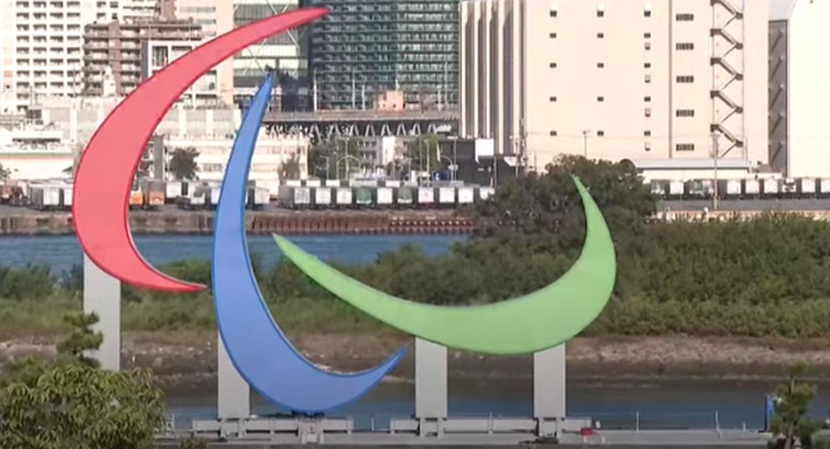 La bandera afgana estará en la ceremonia que tendrá lugar en el Estadio Olímpico de Tokio. Foto: EFE