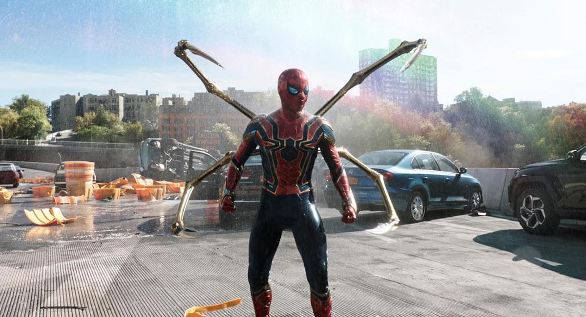 'Spider-Man: No Way Home' llegará a los cines el próximo 17 de diciembre. Foto: EFE