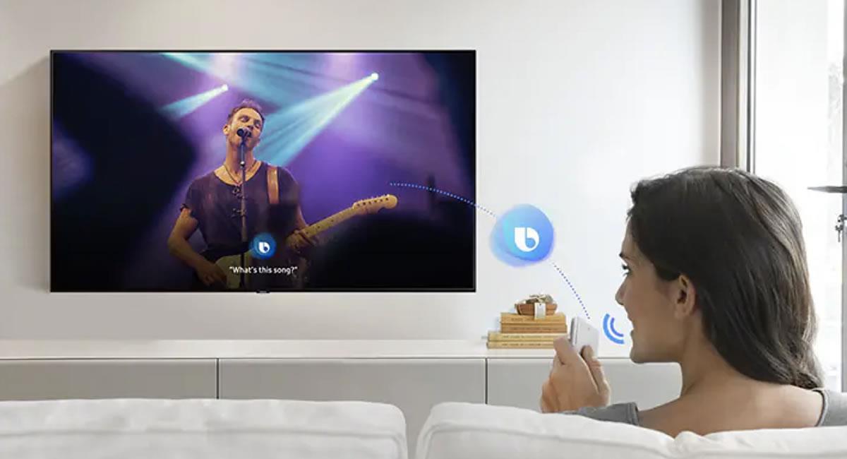 Conoce cómo configurar y usar el asistente de voz en el Smart TV. Foto: Cortesía Samsung